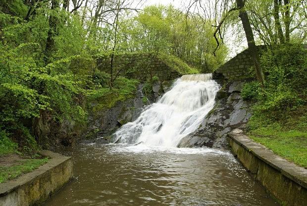 Polepský vodopád